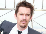 Ethan Hawke lights the Empire State Building blue