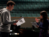 Glee: S02E05 - Finn and Rachel