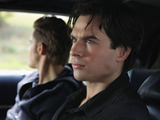 The Vampire Diaries S02E07: Stefan and Damon