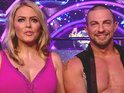 We chat to Patsy Kensit and Robin Windsor about their shared Strictly Come Dancing experience.