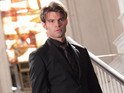 Daniel Gillies says Elijah is striving to be a good man on The Vampire Diaries.