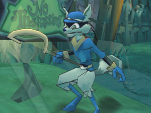 Sly Cooper, Playstation 2