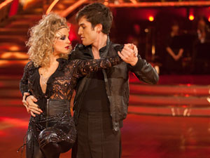 Strictly (Sat 30th Oct): Tina O'Brien