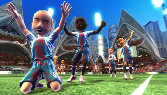 Gaming Review: Kinect Sports