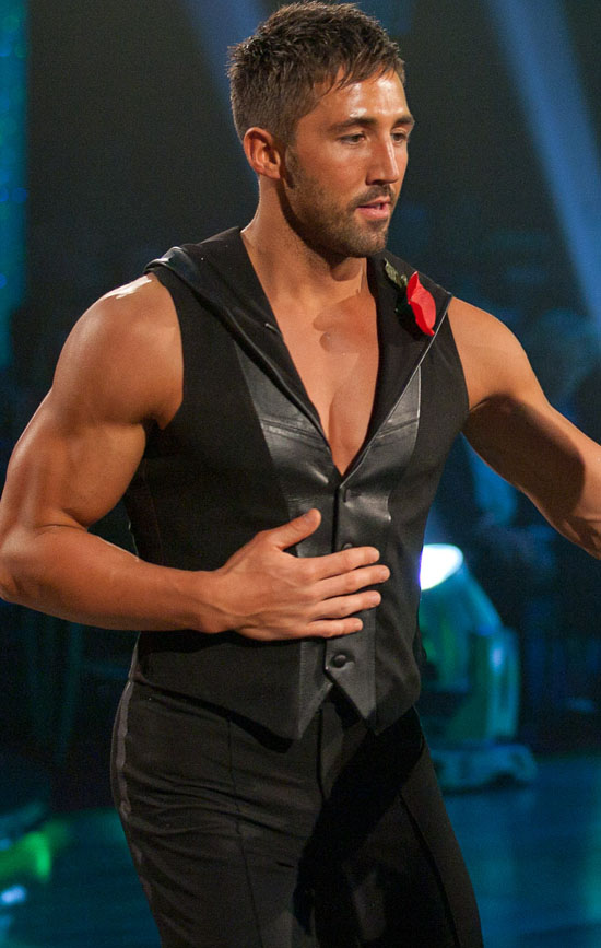 Gavin Henson from Strictly Come Dancing 2010