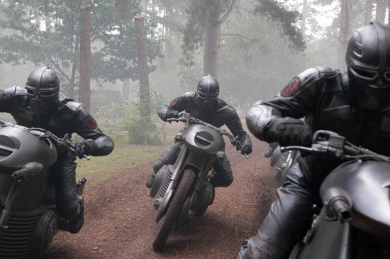 HYDRA bikers
