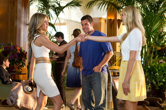 Adam Sandler in 'Just Go With It'