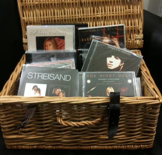 Streisand hamper