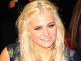 Pixie Lott at the UK Premiere of 'Jackass 3D' in London