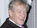 Sir Ian McKellen reveals that he believes that gay actors are happier being openly gay.