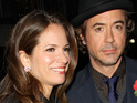 Robert Downey Jr and wife Susan are expecting their first child together.