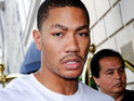 Basketball player Derrick Rose reportedly cancels an appearance in The Good Wife at the last minute.
