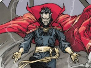 Doctor Strange From the Vault