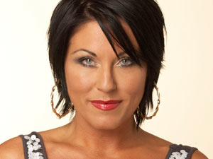 Kat Slater from EastEnders