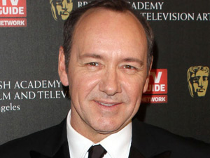 Kevin Spacey. © WENN / FayesVision