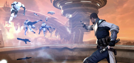 Gaming Review: Star Wars: The Force Unleashed II