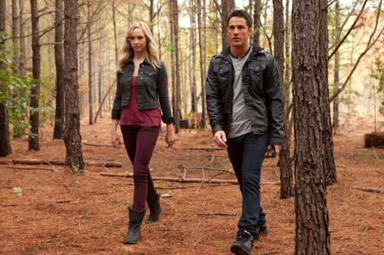 The Vampire Diaries S02E10: Caroline and Tyler