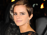 Emma Watson at the world premiere of 'Harry Potter and the Deathly Hallows Part 1'