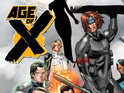 Marvel has released preview images for the tie-in series to current X-Men event Age of X.
