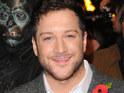 Matt Cardle denies a report linking him to X Factor stylist Grace Woodward.