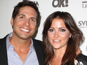 Joe Francis and wife Christina McLarty split after less than two months of marriage.