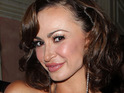 Karina Smirnoff says that Tim Tebow would be great on Dancing with the Stars.