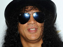 Guitarist Slash and wife Perla will mark their 10th wedding anniversary by renewing their vows.