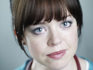 Georgia Taylor aka 'Ruth Winters' in Casualty