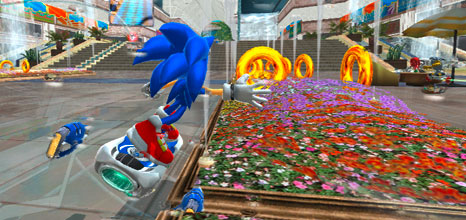 Gaming Review: Sonic Free Riders