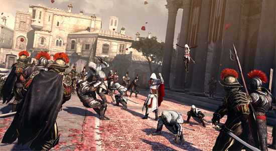 Gaming Review: Assassin's Creed: Brotherhood