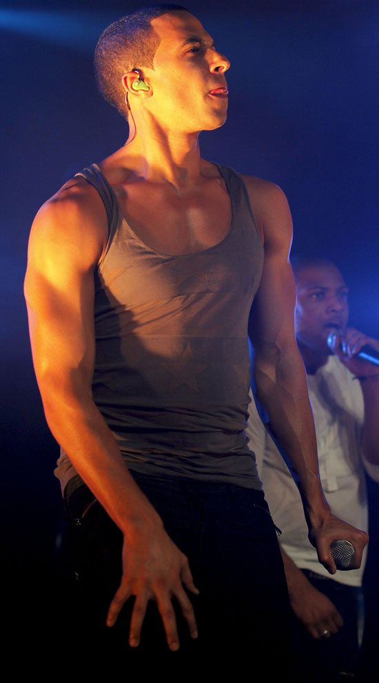 Marvin Humes, JLS
