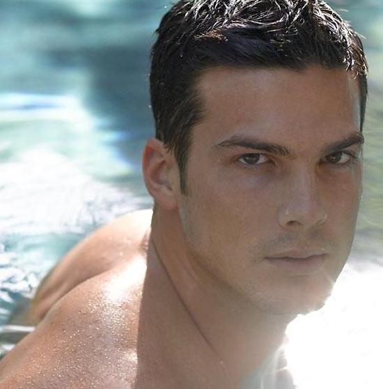 rick malambri foto. Rick in the pool