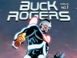 'Buck Rogers: Annual' #1 from Dynamite