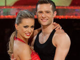 Ola Jordan and Harry Judd dance for Children in Need