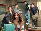 The cast of Weeds