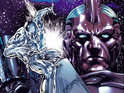 Marvel Comics teases the first issue of Greg Pak's Silver Surfer miniseries.