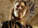 Danny Trejo opens up about working with Mel Gibson on the Machete sequel.