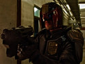 Judge Dredd creator John Wagner says Karl Urban will not kiss his co-star.