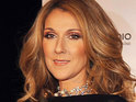 Celine Dion says that she and husband Rene Angelil did not name their sons for around a week.