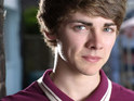 Thomas Law says that he does not think Peter is Glenda's attacker in EastEnders.
