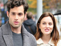 Penn Badgley admits that he enjoys exploring the relationship between Dan and Blair on Gossip Girl.