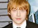 Rupert Grint says that there is no rivalry between Twilight and Harry Potter.