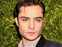 Ed Westwick says that his parents sometimes believe what they read about him in the press.