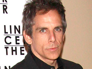 Ben Stiller at the opening night after party for 'A Free Man of Color' production