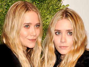 Mary Kate and Ashley Olsen at The Seventh Annual CFDA Vogue Fashion Fund Awards Dinner