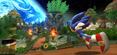 Gaming Review: Sonic Colours
