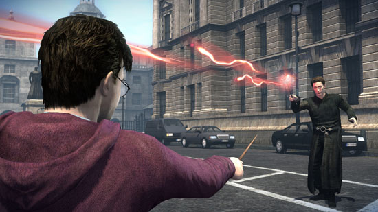 Gaming Review: Harry Potter And The Deathly Hallows: Part 1