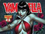 The latest teaser of 'Vampirella' #1