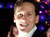 Brendan Cole at the Strictly dance masterclass VIP Fun with Freixenet champagne