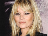 Kate Moss launches her new fragrance 'Vintage Muse' at Boots, Oxford Street